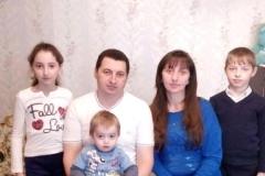 Семья Карашевой (Уначевой) Зареты Аслановны.