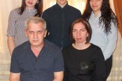 Семья Карашевой (Панаговой) Светланы Аслановны, г. Терек.