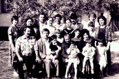 Сыновья Карашева Хазрита Муридовича со своими семьями.