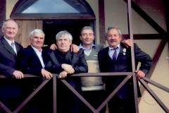Карашевы: Леонид, Анатолий, Михаил, Аслангери, Владимир.