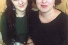Карашева Инна Туземовна с невесткой Эммой.