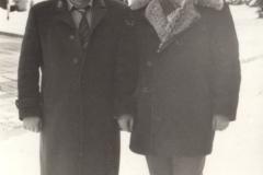 Карашевы: Валерий Хазритович  и Лиуан Хажпагович.
