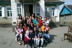 Дети и внуки Карашева Хажпаго Муридовича.