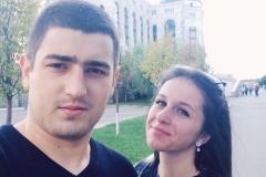 Керашева (Кокаева) Фатима Аркадьевна с Супругом.