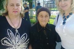 Керашева Зета Хажмуридовна с мамой  и Светланой Тхагалеговой.