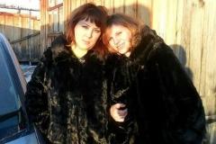 Карашевы Виктория и Наталья – дочери Виктора Сафарбиевича.