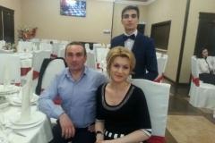 Карашев Хащауа Анатольевич с семьей.