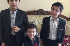 Сыновья Сами Азмиевича: Ислам, Cаид, Тембот.