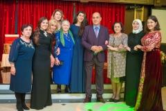 Йылдырым Сами Азмиевич с родственниками на свадьбе Умара. Нальчик 2016.