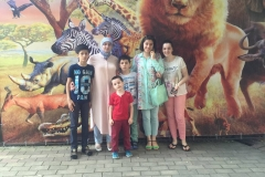 Дети Йылдырым Сами и Мадины: Рабия, Саида, Ислам, Саид, Тембот.