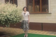 Арсаева Женя.