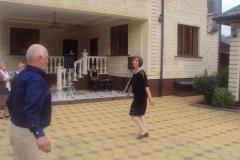 Танцуют Улигов Юрий