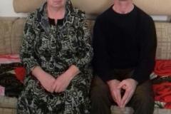Карашев Альберт Асланович с матерью.