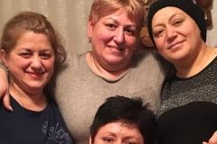 Дочери Карашевой (Адаевой)  Зои Сафарбиевны.