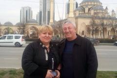 Ира и ее муж Агузаров Амур