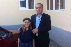 Керашев  Мурадин Хажмуридович с мамой.