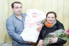 Карашева (Куготова) Мадина Анатольевна с семьей.