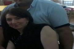 Карашева (Беждугова) Аида Анатольевна с супругом.