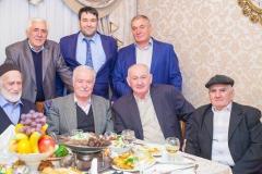 Карашевы: Анатолий, Леонид, Александр с родственниками Умара Йылдырым на его свадьбе. 2016 г.